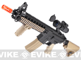 LMT Licensed MRP Full Metal M4 Airsoft AEG Rifle by G&P - Sand