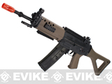 z ICS Full Metal SIG 552 Long Barrel Airsoft AEG Rifle - Dark Earth