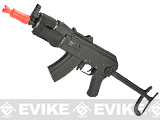 JG Full Metal AK Beta Spetsnaz Airsoft AEG Rifle w/ Folding Stock & Lipo Ready Gearbox