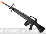JG M16 Vietnam Full Size Airsoft AEG Rifle with Lipo Ready Gearbox -