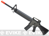 JG Enhanced LiPo Ready M16A3 Airsoft AEG Rifle (Package: Black)
