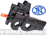 King Arms FN Herstal Licensed Full Metal P90 Tactical Airsoft AEG