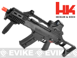 Bone Yard - KWA Full Size Lipoly Ready H&K G36C Airsoft AEG (2GX Version, Licensed by Umarex) (Store Display, Non-Working Or Refurbished Models)