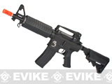 Lonex M4 CQB Full Metal Airsoft AEG Rifle - Crane Stock