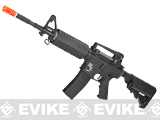 Lonex M4-A1 Full Metal Airsoft AEG Rifle - Crane Stock