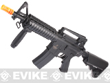 Lancer Tactical M4 CQB-R Airsoft AEG Rifle (Color: Black)