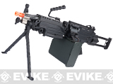 z Echo1 Full Metal M249 Para Trooper SAW Airsoft AEG w/ Electric Drum Mag