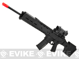 A&K Masada DMR Custom Airsoft AEG Rifle - Black