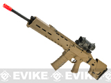 (July 4th EPIC SALE!) A&K Adaptive Combat Rifle DMR Custom Airsoft AEG Rifle - Dark Earth