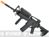 Matrix ACM Full Metal M4 RIS Carbine Airsoft AEG Rifle w/ PEQ2 Box (AGM Dboy)
