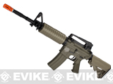 Pre-Order Estimated Arrival: 11/2014 --- Matrix Pro-Line Lipo Ready 8mm Gearbox Full Metal M4 Carbine Airsoft AEG (360~400 FPS) - Desert