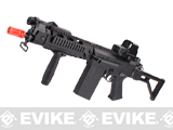 JG Full Metal FAL RIS Full Size Airsoft AEG Rifle