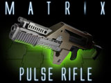 <b>Matrix Limited Edition Custom Alien Pulse Rifle Airsoft AEG</b>