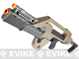 Matrix Limited Edition Custom Alien Pulse Rifle Airsoft AEG - Tan