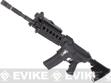 Evike Custom Matrix AIM M4 RASII Airsoft AEG Rifle - Black
