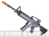 Matrix AIM Lipoly Ready 8mm Gearbox M4 Carbine Airsoft AEG - Black