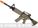 Pre-Order Estimated Arrival: 10/2014 --- Matrix AIM Lipoly Ready 8mm Gearbox M4 Carbine Airsoft AEG - Tan