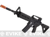 "Matrix ""AIM Top"" Custom Lipoly Ready 8mm Gearbox M4 MOE Carbine Airsoft AEG - Black"