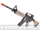 "z Matrix ""AIM Top"" Custom Lipoly Ready 8mm Gearbox M4 MOE Carbine Airsoft AEG - Dark Earth"