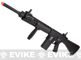 Matrix Custom Full Metal SR-25 Full Size Zombie Killer Airsoft AEG Sniper Rifle