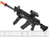 Firepower M4 Carbine F4-D Full Auto Airsoft Low Power AEG Rifle Package