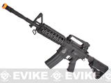 Colt Licensed Full Metal M4A1 RIS Carbine w/ Crane Stock Airsoft AEG Rifle