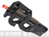 FN Herstal Licensed P90 Full Size Metal Gearbox Airsoft AEG - (Package: Gun Only)