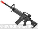 SRC SR4 M4A1 Dragon Series Airsoft AEG Rifle - Black