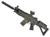 Custom SIG Sauer SIG552 Navy Seal Commando Airsoft AEG