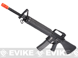 G&G Top Tech TR16 A2 Blowback Airsoft AEG Rifle