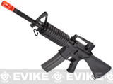 G&G Top Tech Full Metal TR16 A3 Electric Blowback Airsoft AEG Rifle