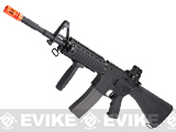 G&G Top Tech Full Metal TR16 R4 Blowback Airsoft AEG Rifle -