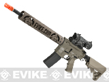 Evike Custom G&P M4 Full Metal Airsoft AEG Rifle - Unique-AR 12