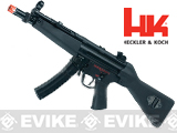 H&K Licensed MP5 A4 Full Metal Elite Airsoft AEG Rifle by G&G Top Tech
