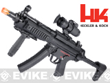 H&K MP5A5 RIS Airsoft Electric Blowback EBB AEG Rifle by Umarex / G&G
