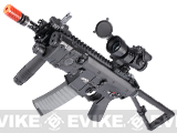 z VFC Elite Force Full Metal Personal Defense Weapon PDW Airsoft AEG Rifle (8 Barrel)