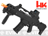 H&K G36CV Carbine Airsoft Blowback AEG Rifle by ARES / Umarex - (Black)