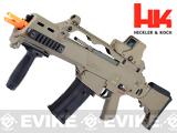 H&K G36CV Carbine Airsoft Blowback AEG Rifle by ARES / Umarex - (Flat Dark Earth)