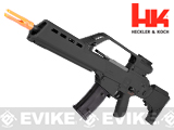 H&K G36KV Airsoft Blowback AEG Rifle by ARES / Umarex - (Black)