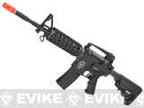 WE USA Full Metal KATANA II M4 RIS Carbine Airsoft AEG Rifle (Q.S. Gearbox)