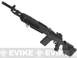 G&P M14 DMR Recon Advanced Airsoft AEG Sniper Rifle - Black