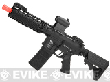 G&P MOTS High Speed 8 Keymod M4 Carbine Airsoft AEG Rifle