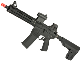 PTS Mega Arms Licensed MKM CQB GBB Gas Blowblack Rifle