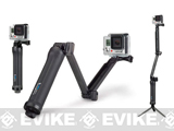 GoPro 3-Way Camera Grip / Extension Arm / Tripod Mount for HD Hero Professional Wearable Cameras
