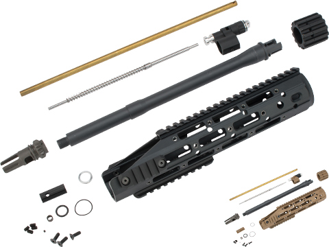 WE-Tech Raptor Adaptive Rail Set for M4/M16 Series Airsoft AEGs