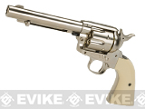 Umarex Colt Single Action Army .177 cal  Airgun - Nickel Finish