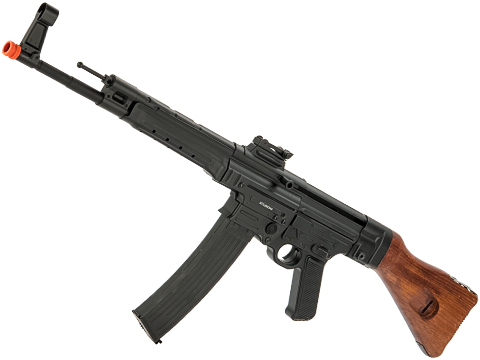 Matrix AGM StG44 WWII Full Metal Sturmgewehr Airsoft AEG Rifle with Real Wood Furniture