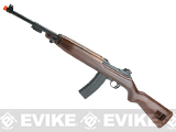 AGM M1 Carbine Full Size Airsoft Bolt Action Replica Rifle - Imitation Wood