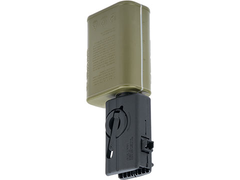 ARES SL-03 Universal BB Loader for M4/M16 Airsoft AEG and GBB Rifles w/ BB Bottle Adapter