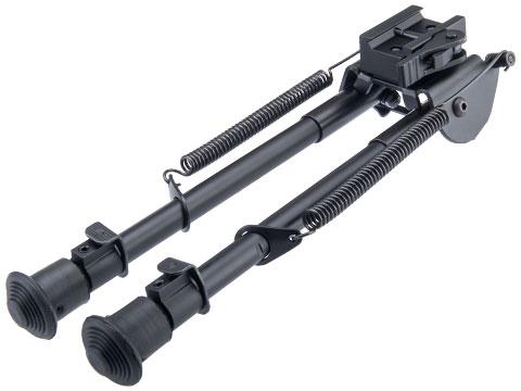 Evike.com Adjustable Real Steel Tactical Bipod w/ Harris and RIS Mounts